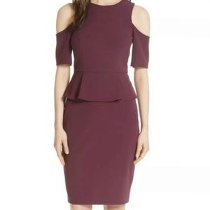 Ted Baker Peplum Dress